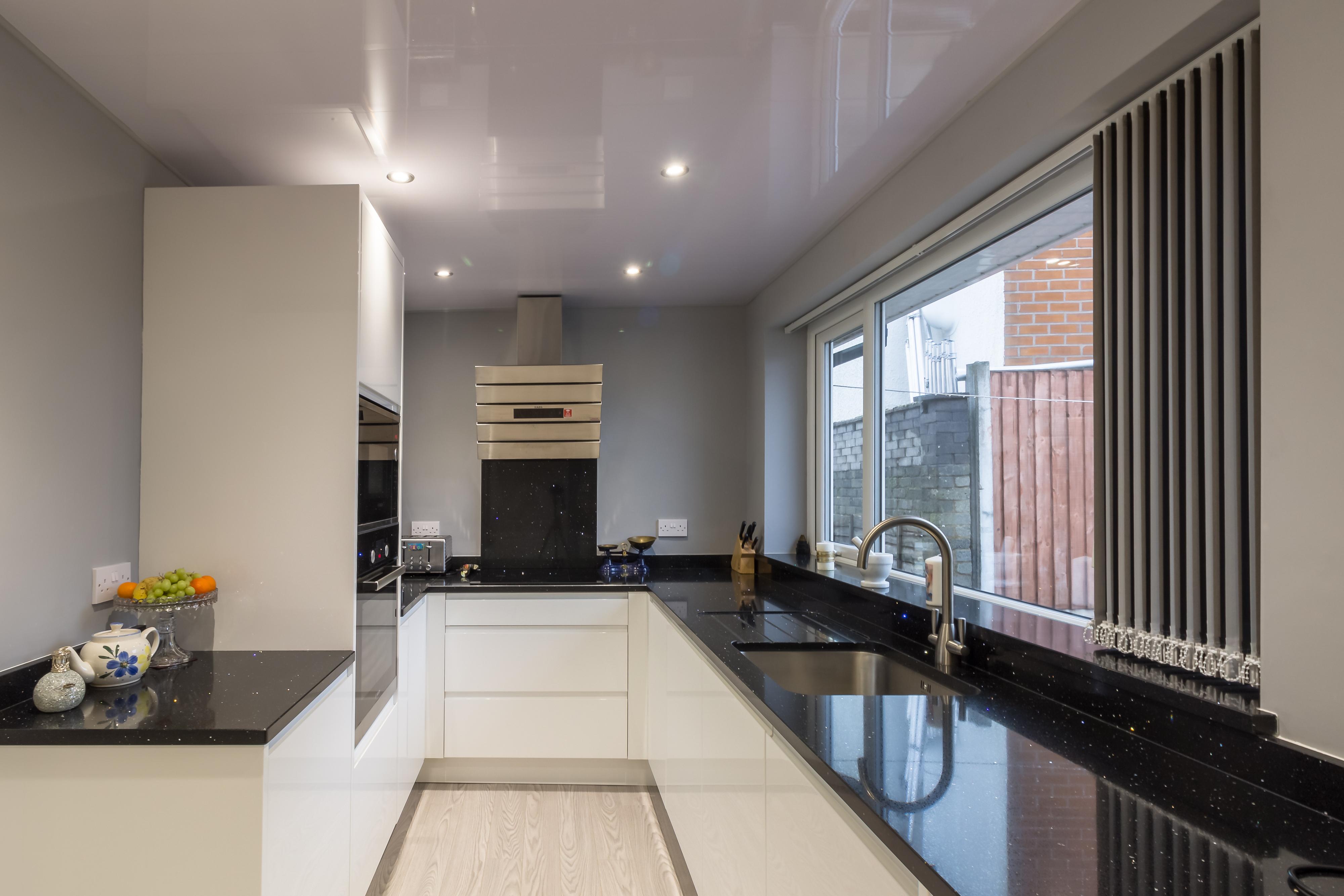 Mrs B, Milnrow - Eurostyle Kitchens of Rochdale